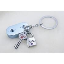 鑰匙與鎖積木鑰匙